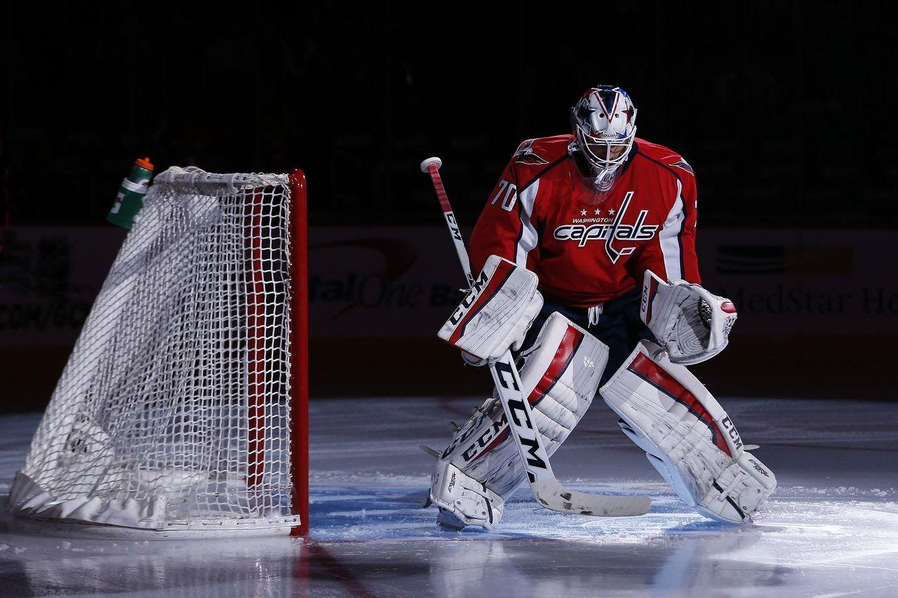 Braden Holtby Wallpapers and Backgrounds Image
