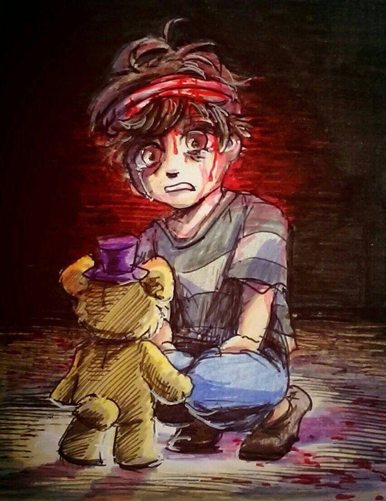 Fnaf Crying Child Wallpapers Wallpaper Cave