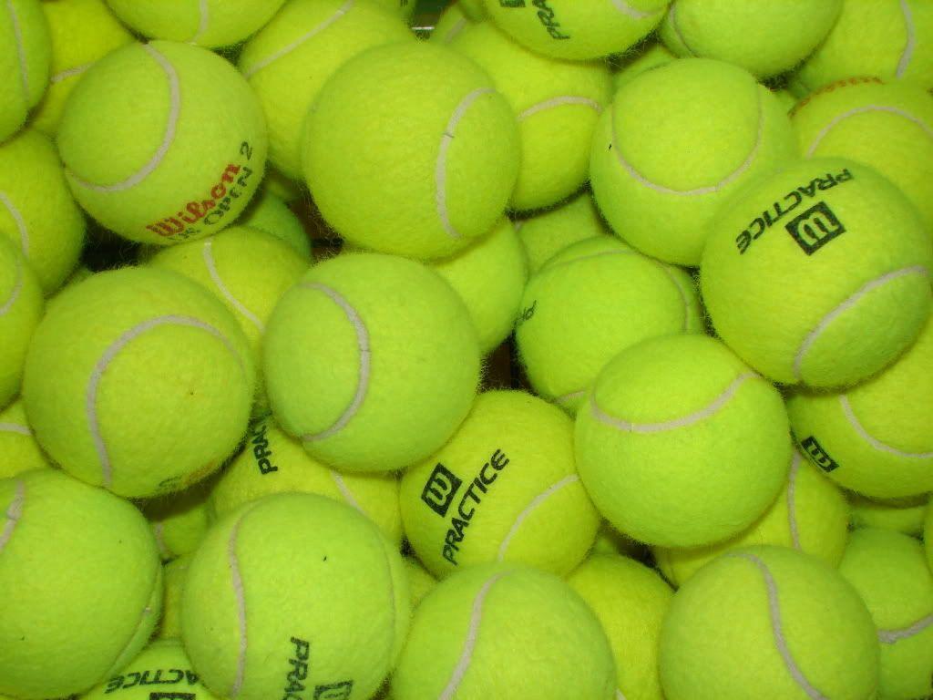 Tennis Ball Wallpapers Wallpaper Cave