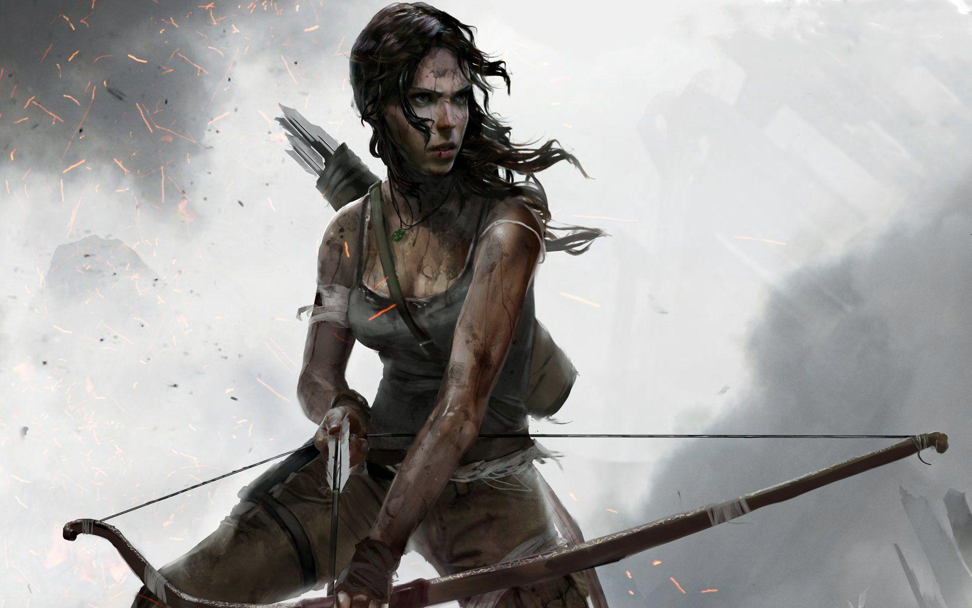 550 Tomb Raider HD Wallpapers