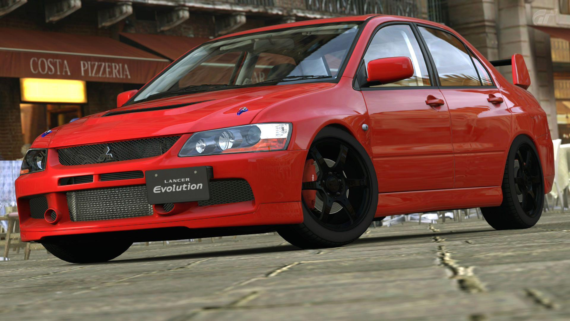 2005 Mitsubishi Lancer ix (9) – pictures, information and specs ...