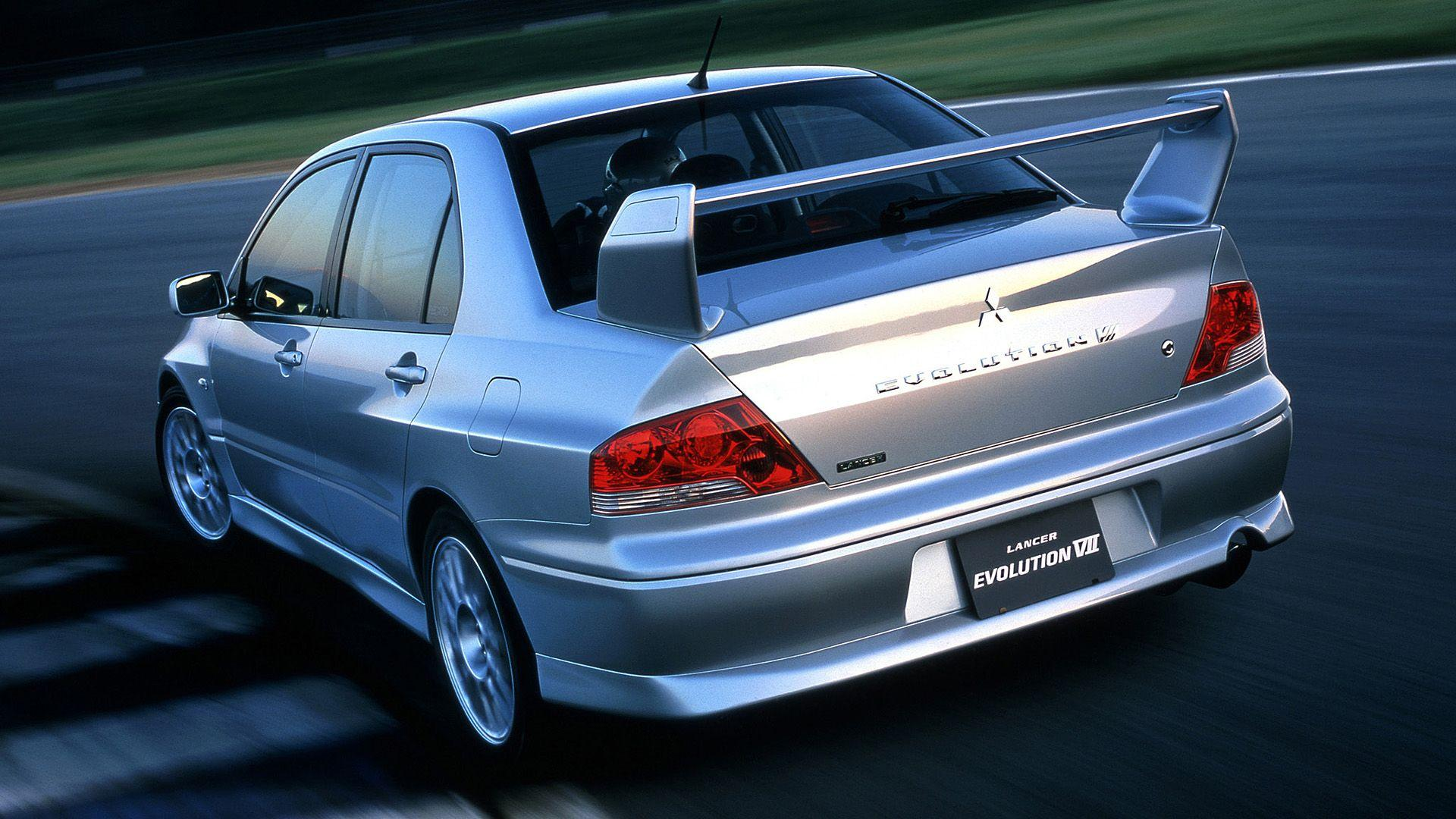 2001 Mitsubishi Lancer GSR Evolution VII Wallpapers & HD Image