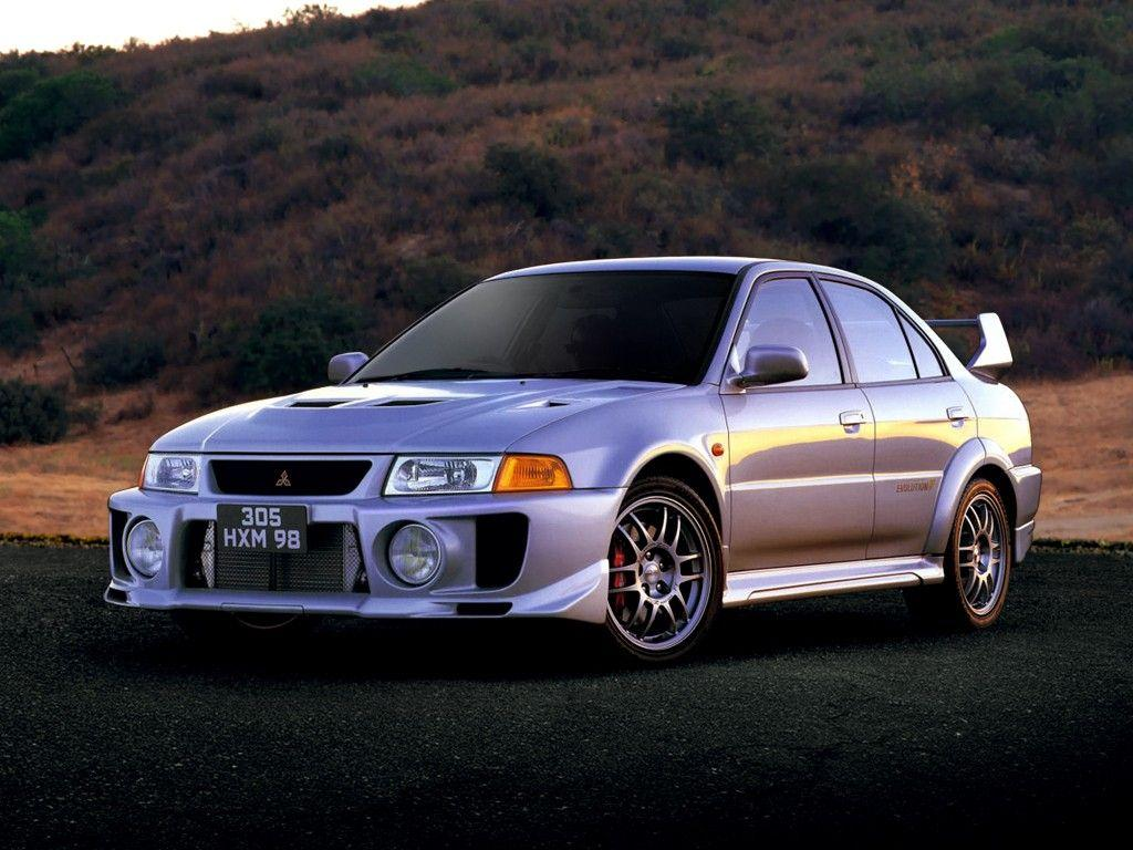 Mitsubishi Lancer Evolution Through the Years