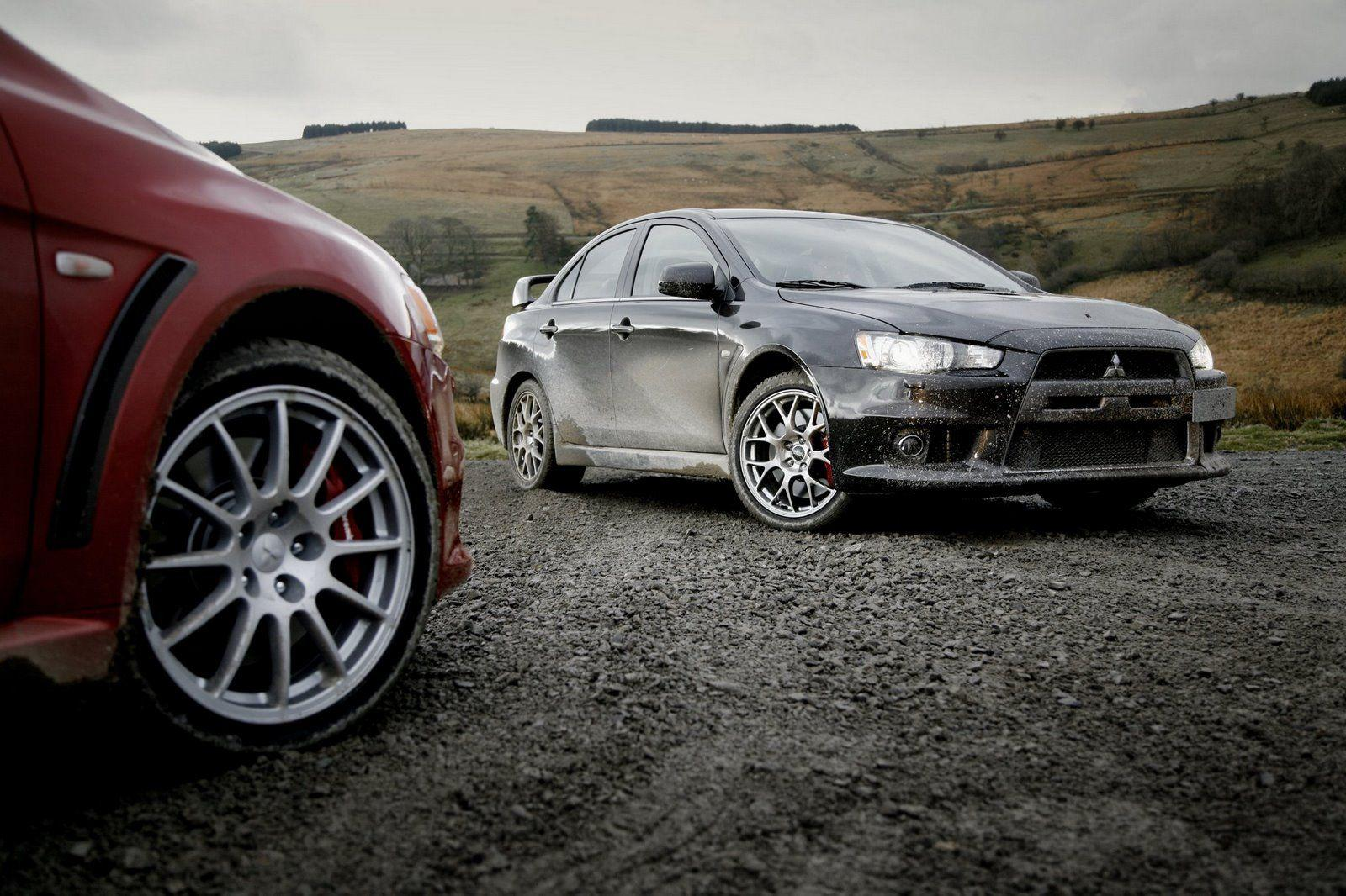 All 'bout Cars: Mitsubishi Lancer Evolution