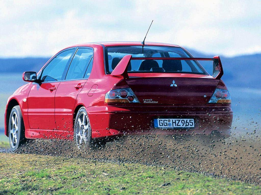 Mitsubishi Lancer EVO VIII Wallpapers by Cars