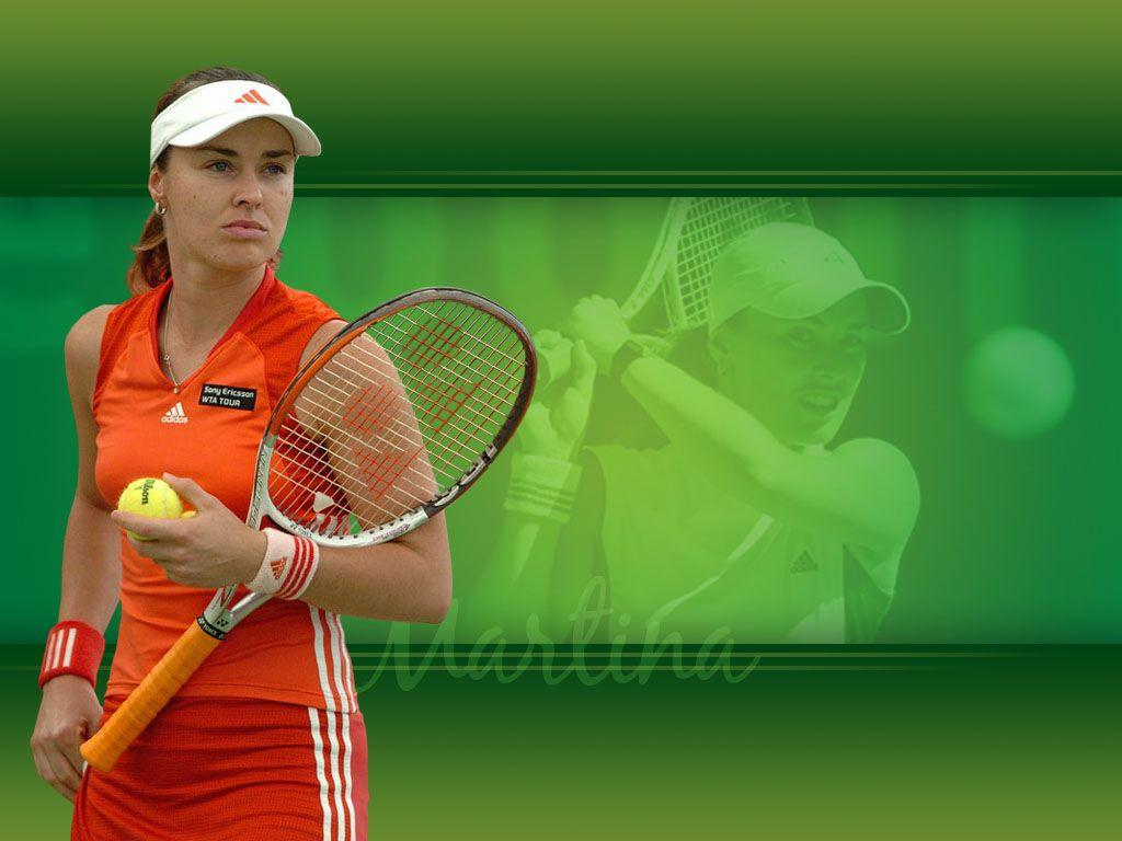 Martina Hingis Wallpapers and Backgrounds Image