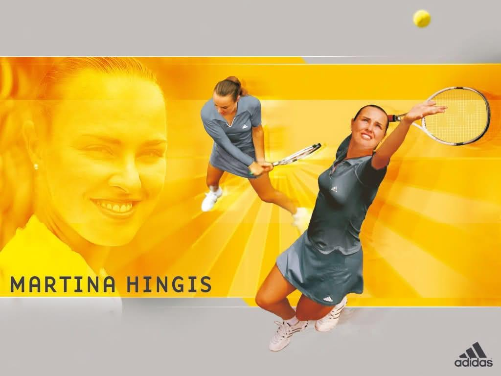 Picture of Martina Hingis