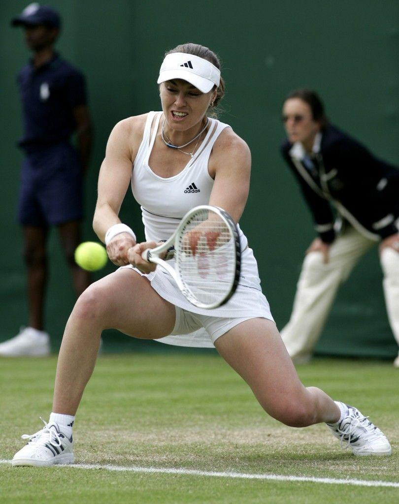 Sports Accessin: Martina Hingis Tennis Player 2012