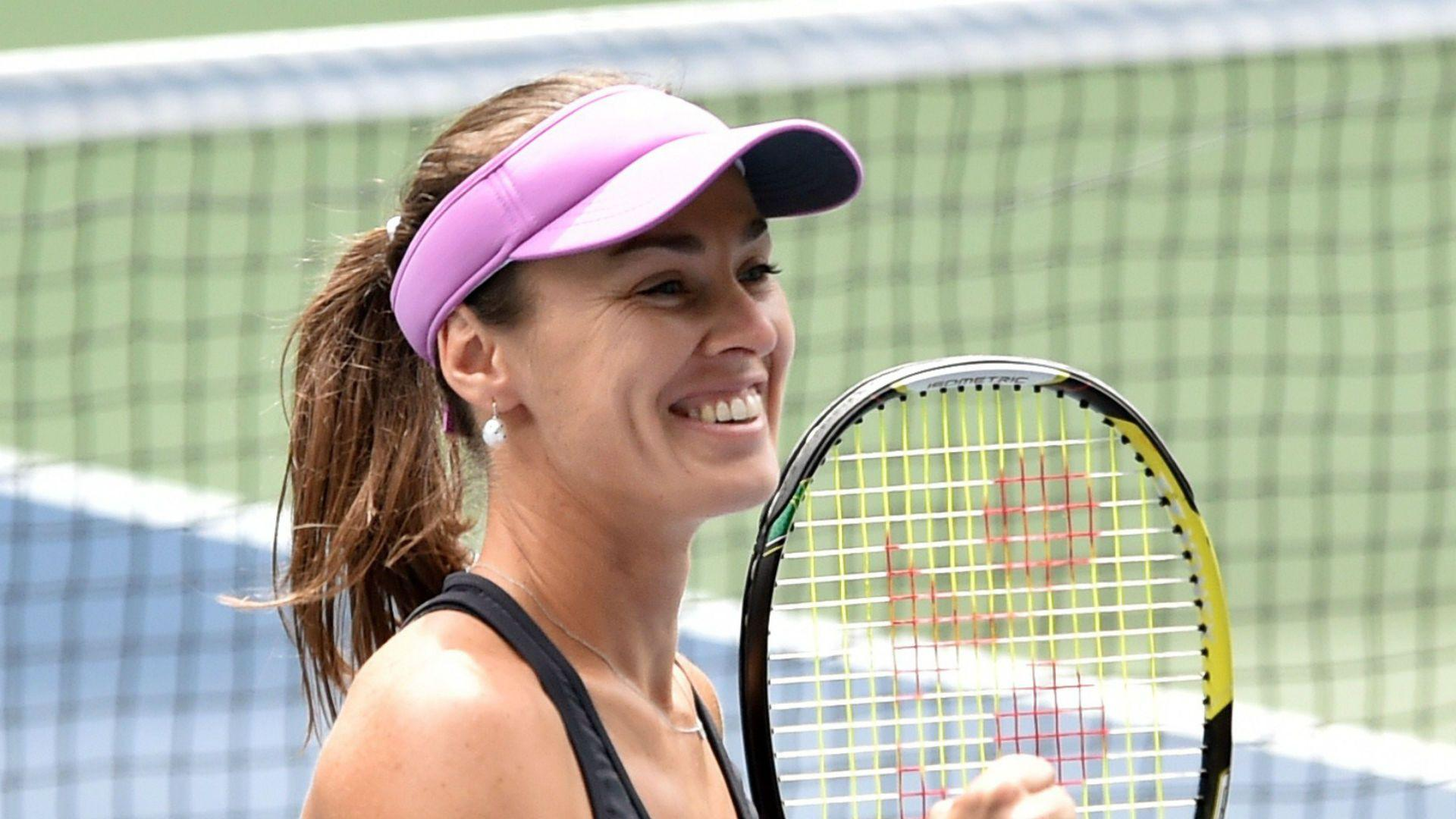 Martina Hingis named in Switzerland's Fed Cup team after 17 year