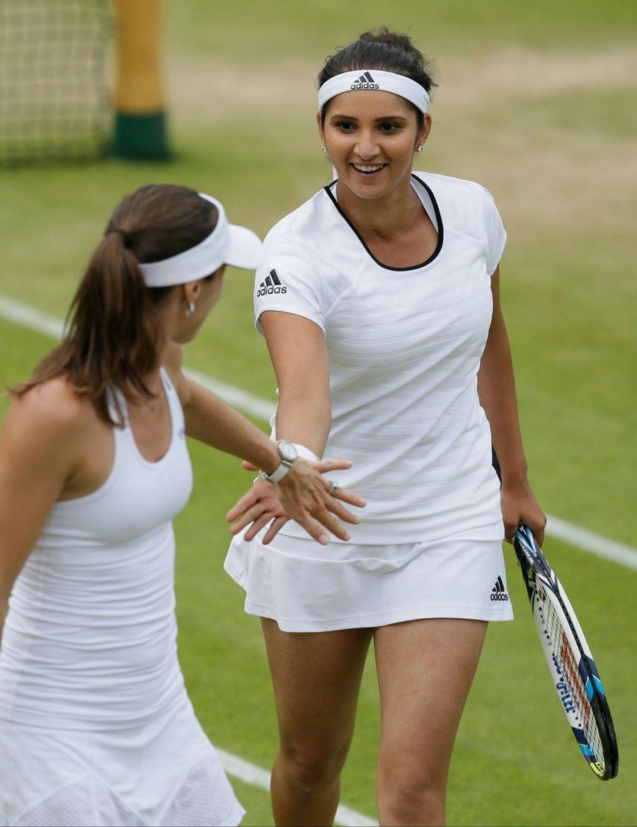 The Joy of Sania Mirza