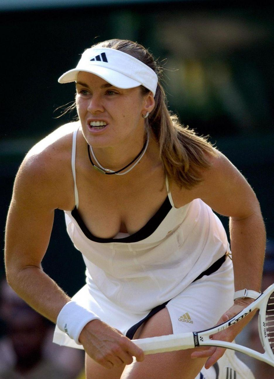 Martina Hingis, Tennis Player