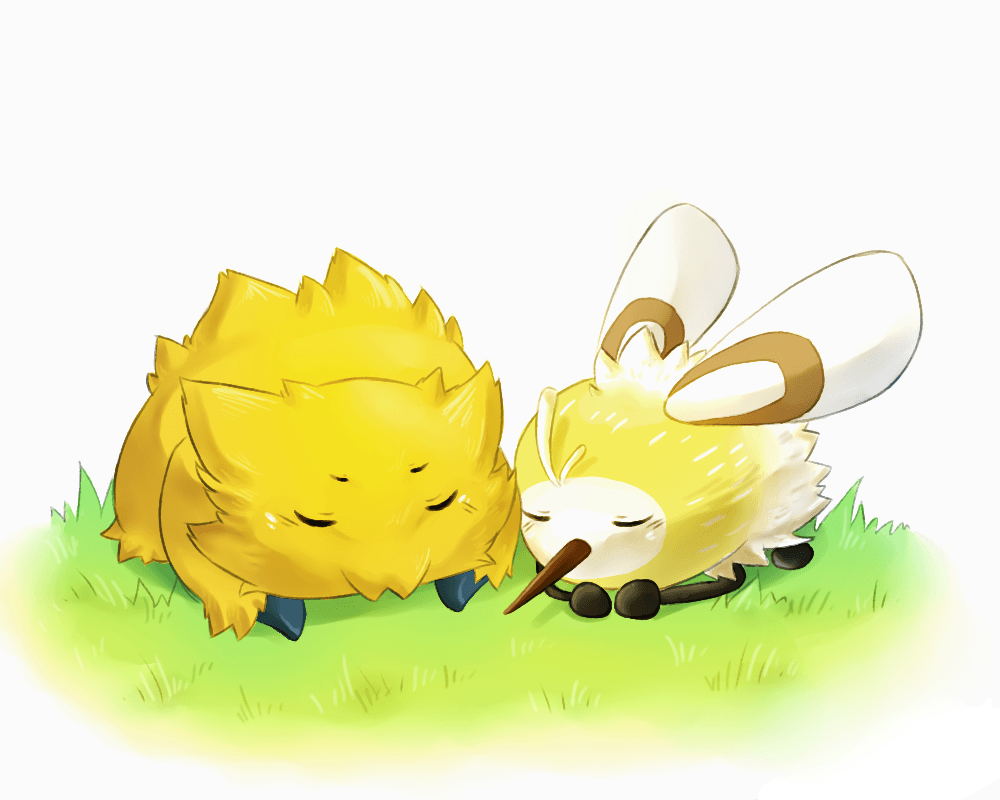 Joltik and Cutiefly | Pokemon Pinterest Version | Pinterest | Coffee ...