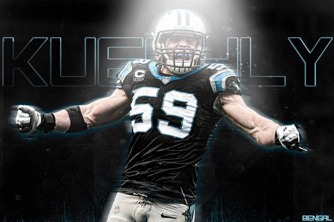 Luke Kuechly Wallpapers by Bengal by bengalbro