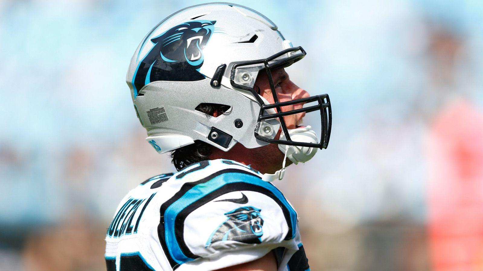 Panthers LB Luke Kuechly ruled out for Week 7