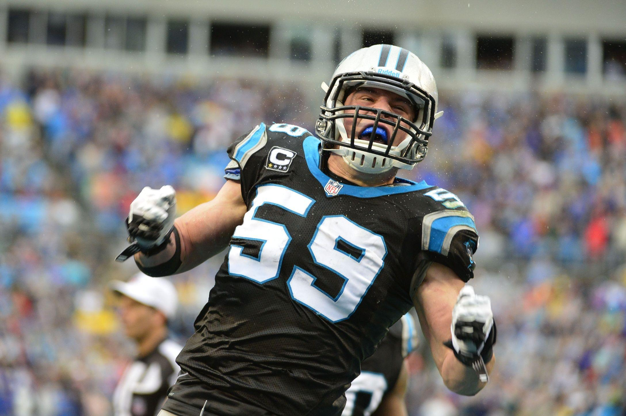 Luke Kuechly Wallpapers High Quality