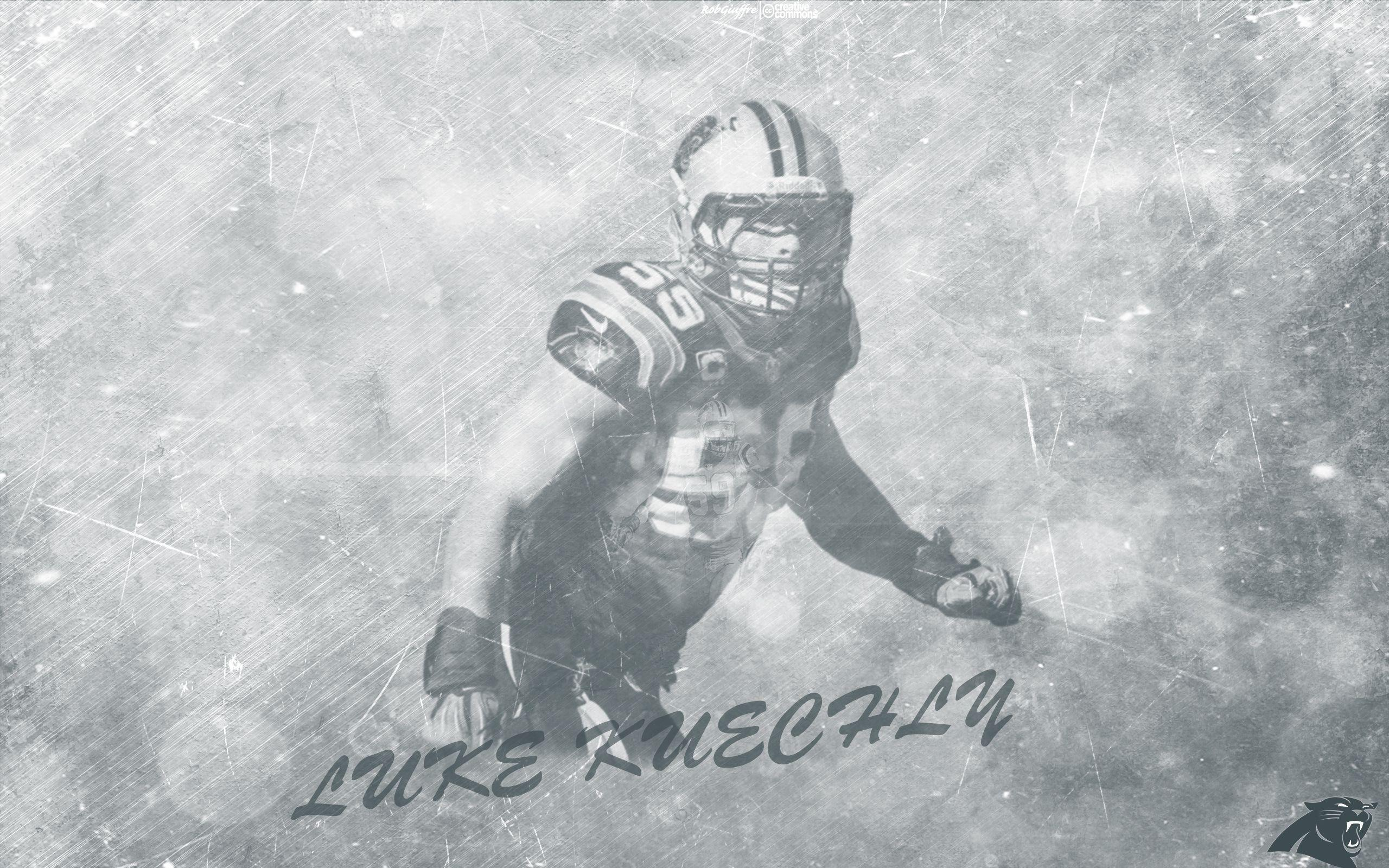 10 Luke Kuechly HD Wallpapers | Background Images - Wallpaper Abyss