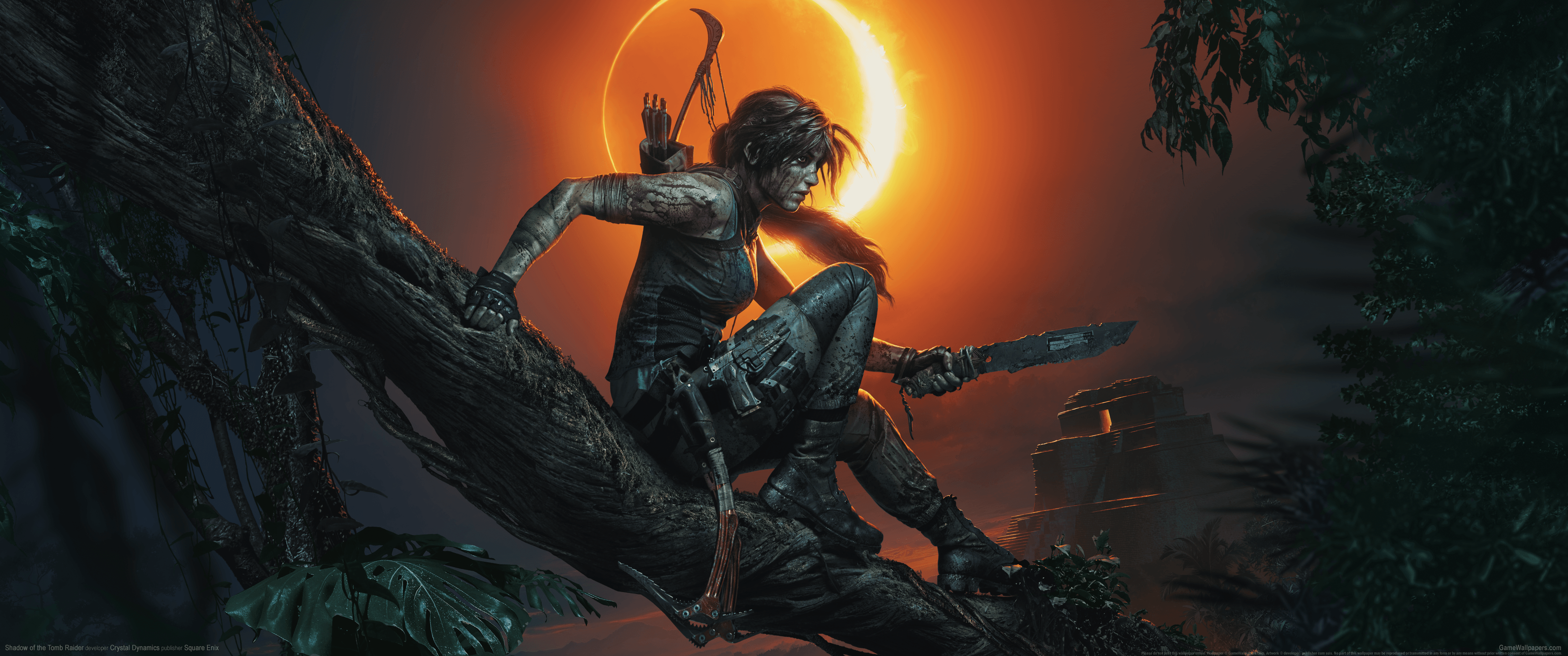 Shadow Of The Tomb Raider Wallpapers - Wallpaper Cave