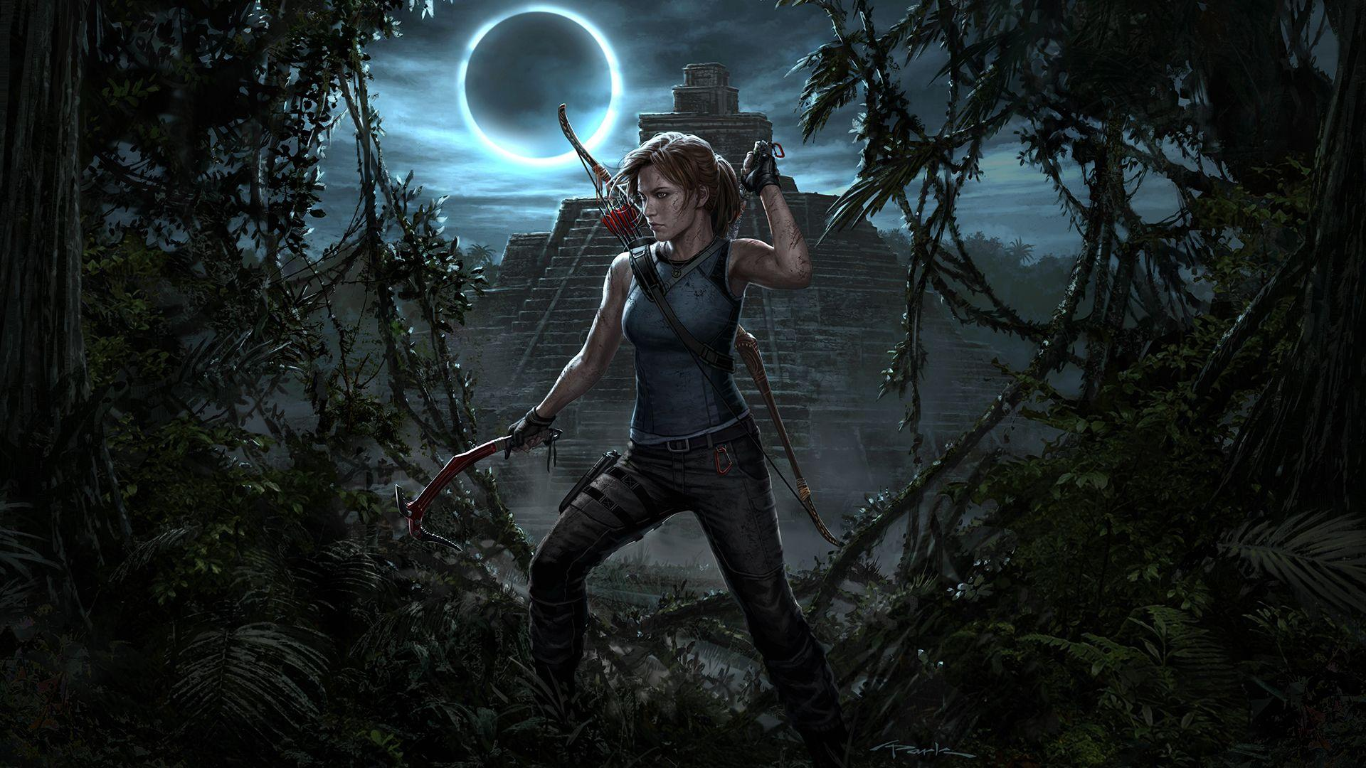 Shadow Of The Tomb Raider Wallpapers Wallpaper Cave
