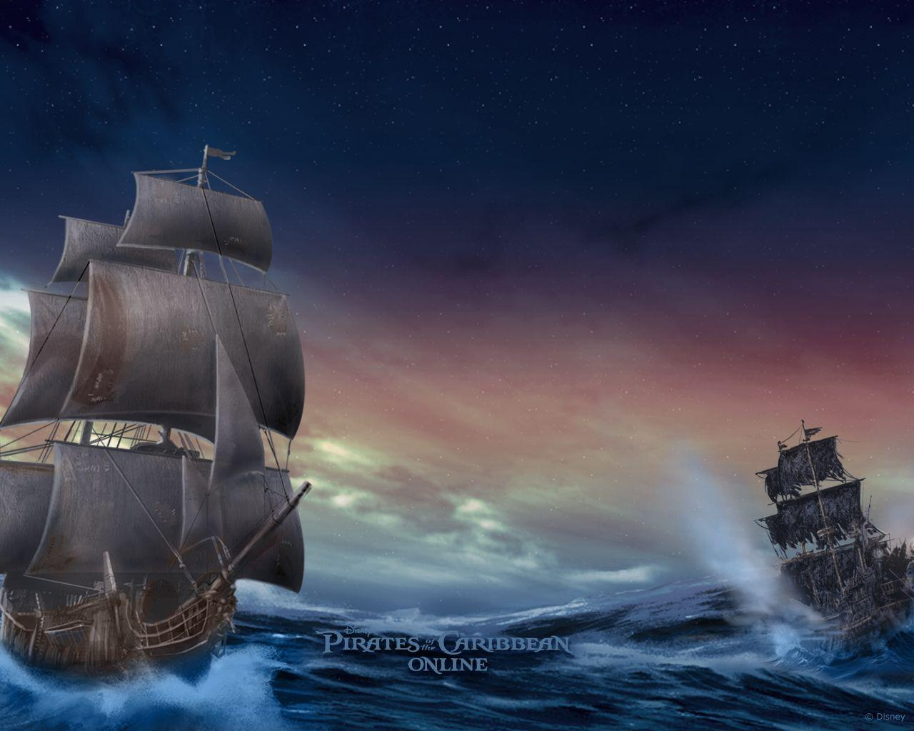 Black Pearl Ship Wallpapers Wallpaper Cave