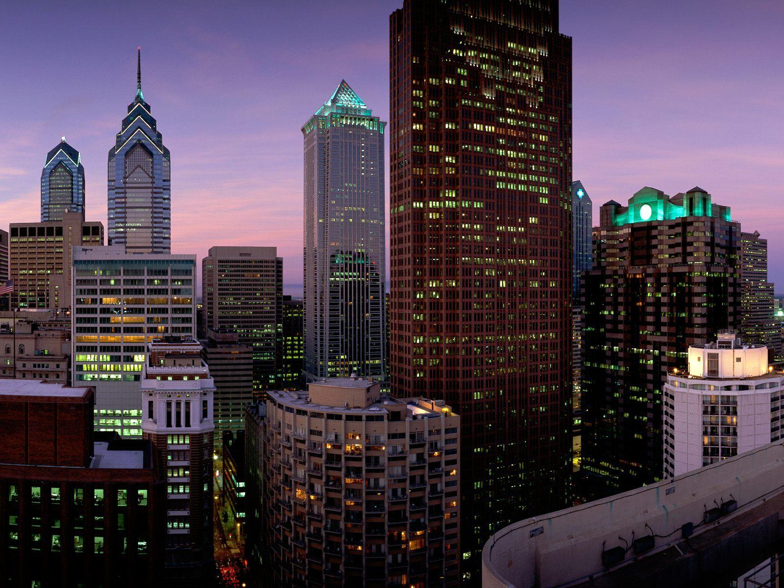 Philadelphia Pennsylvania Wallpapers and Backgrounds Image