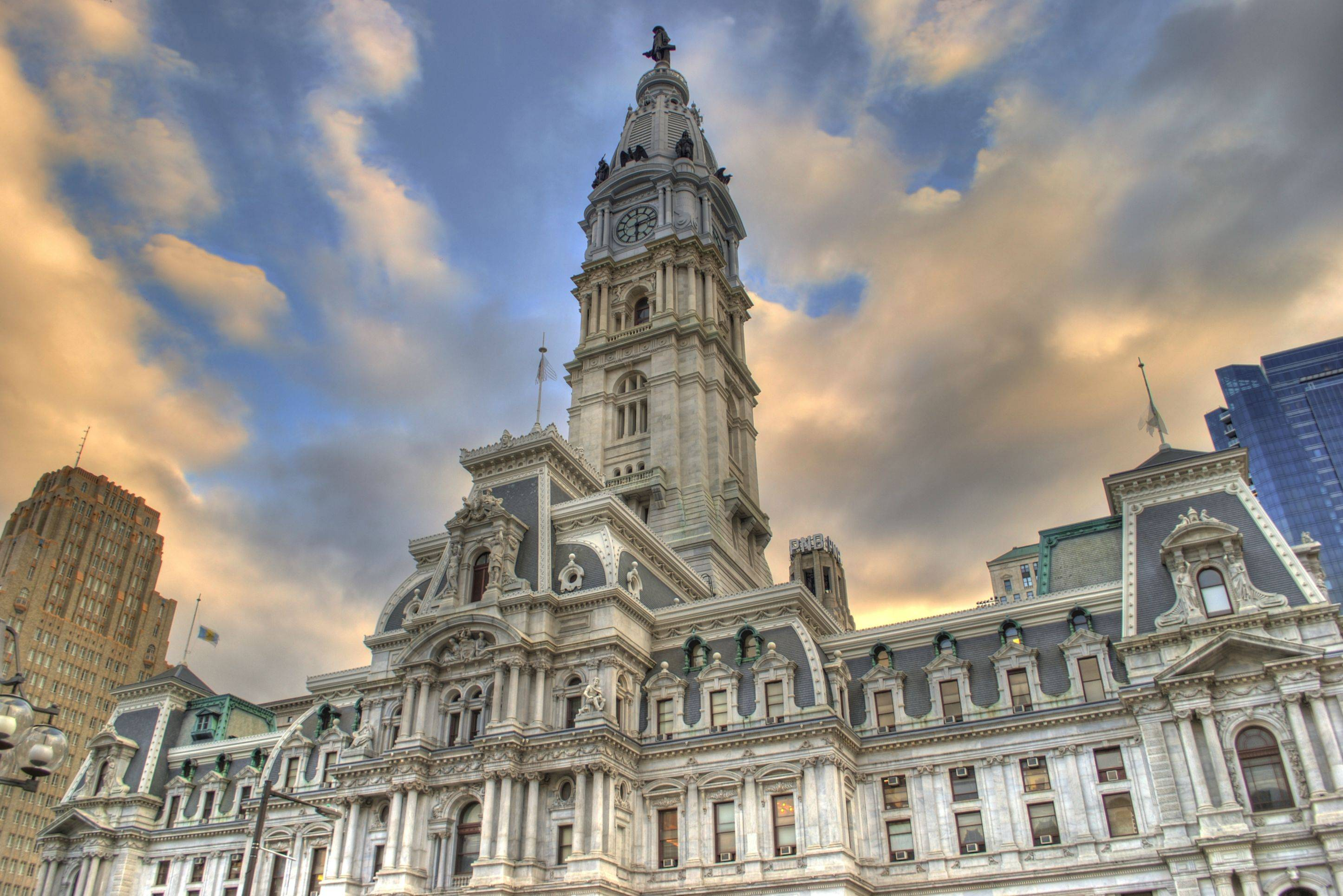 Philadelphia City Hall Wallpapers, Top 47 Philadelphia City Hall