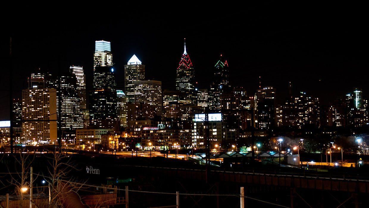 Philadelphia At Night Wallpapers 71678