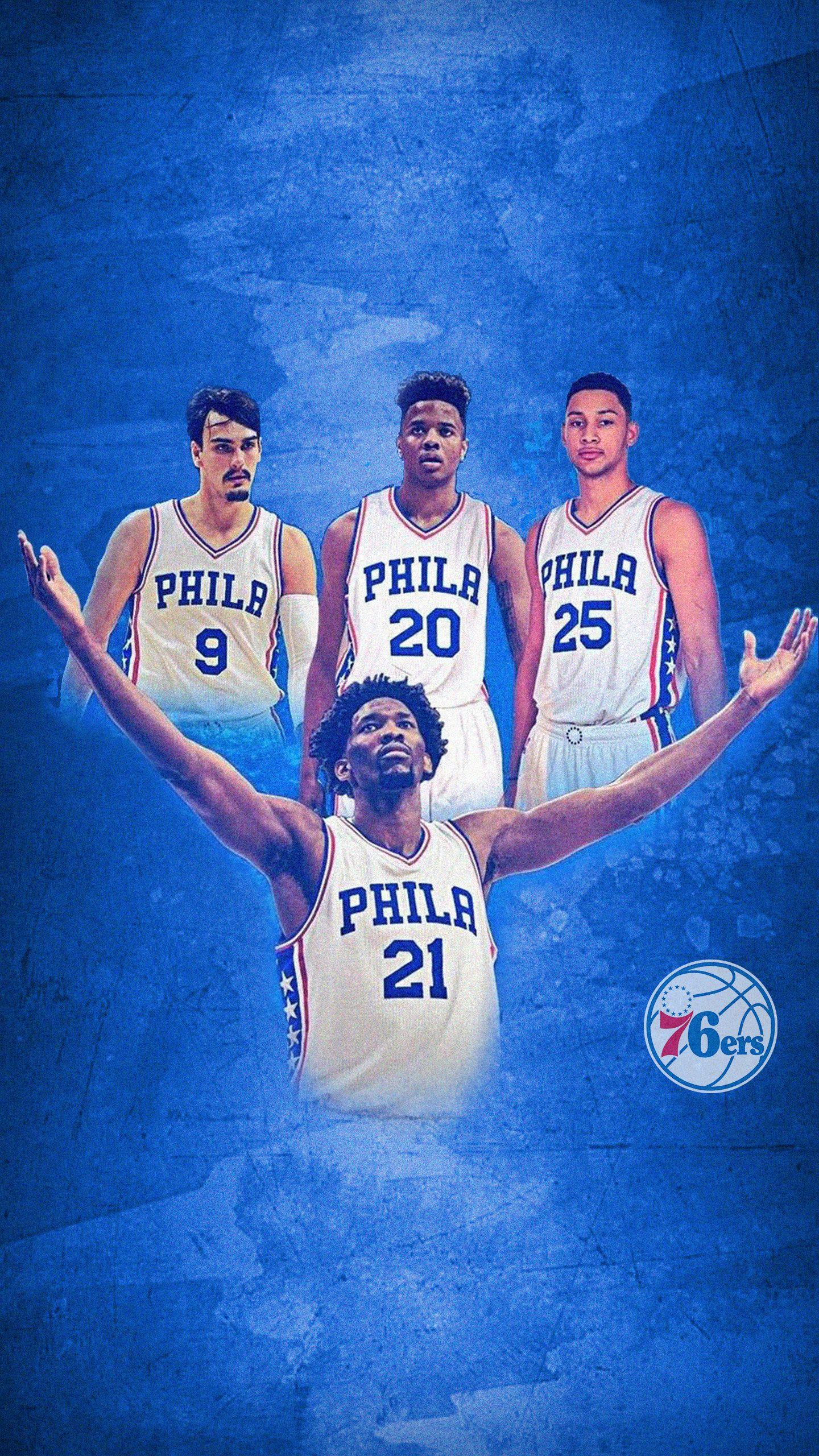 Philadelphia 76ers 2019 Wallpapers Wallpaper Cave