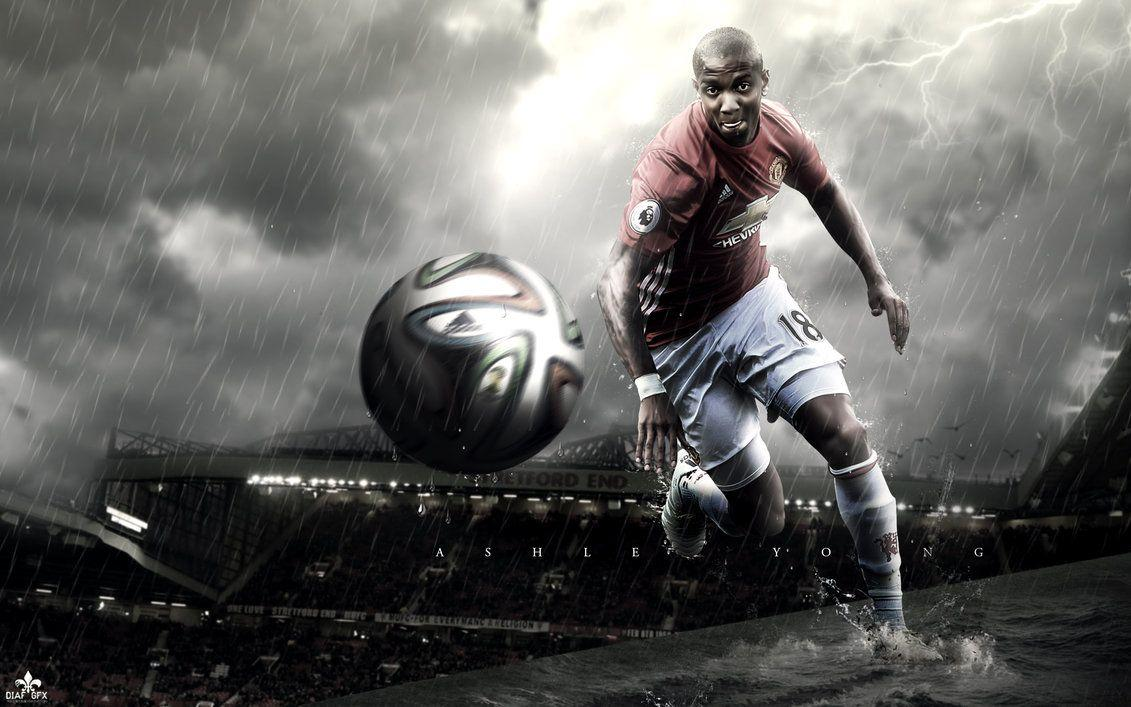 Ashley Young Wallpapers