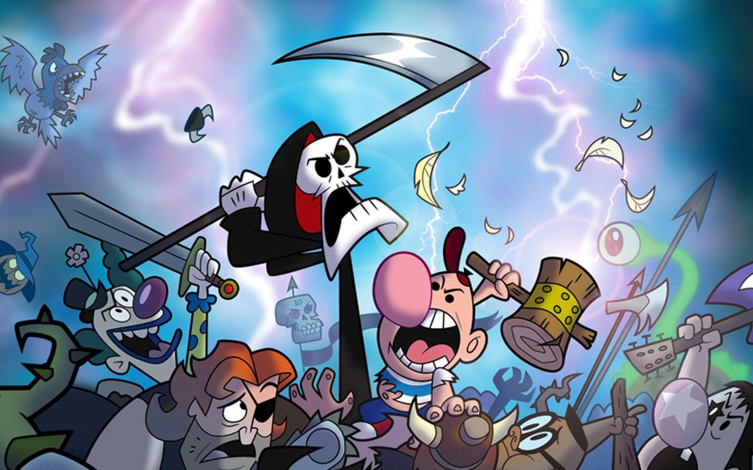 Billy And Mandy Wallpapers Group (65+)