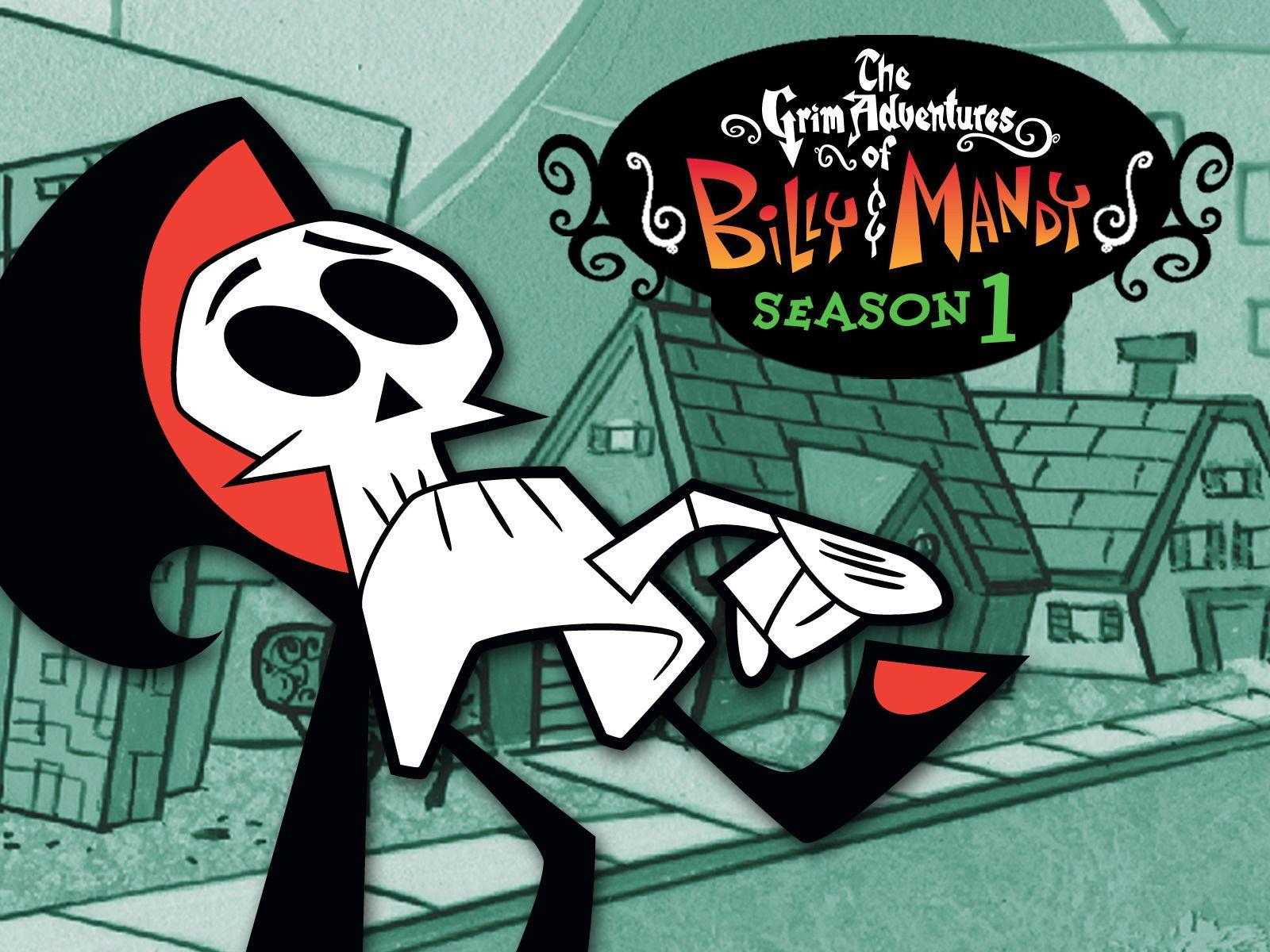 Watch The Grim Adventures of Billy & Mandy Episodes on | Season 1 ...