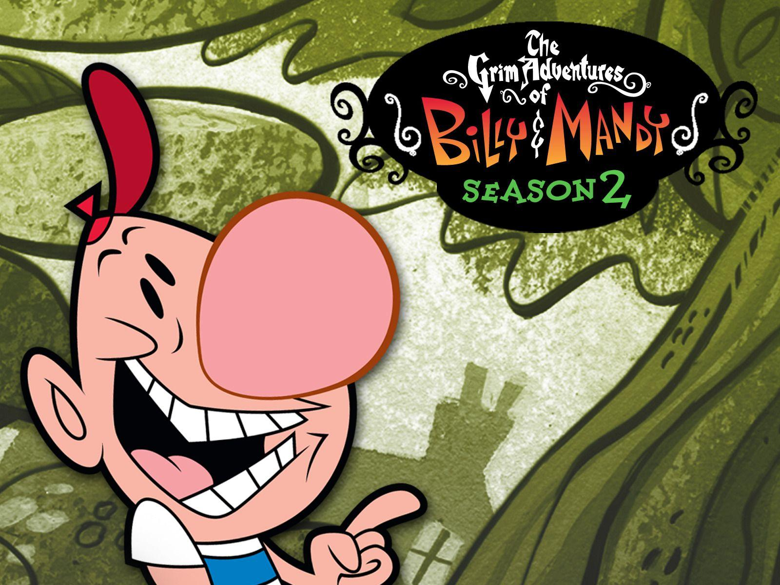 Watch The Grim Adventures of Billy & Mandy Episodes on | Season 2 ...