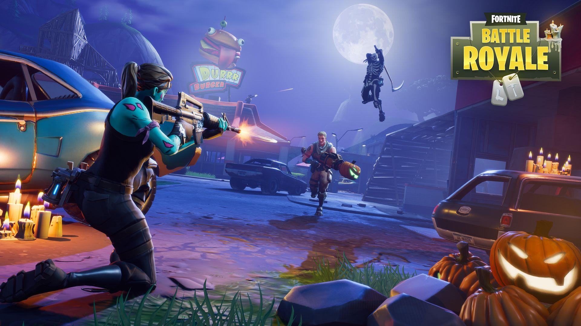 Fortnite Save The World Wallpapers Wallpaper Cave