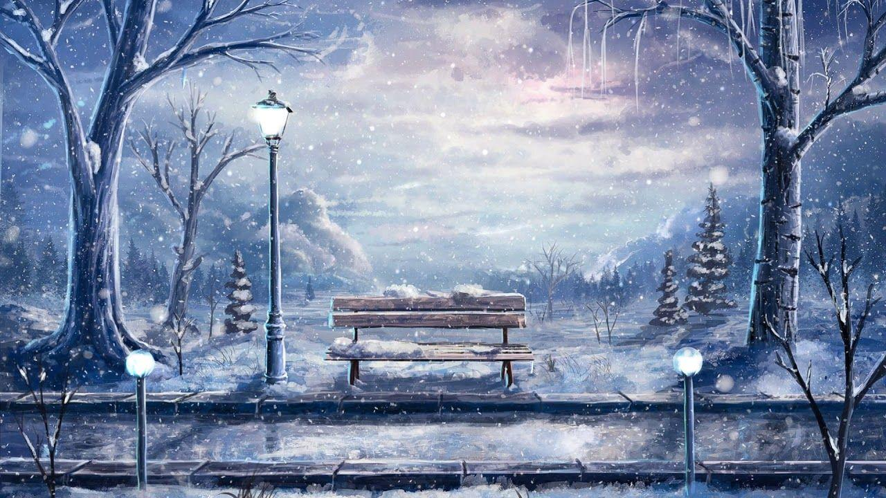 Anime Winter Wallpapers - Wallpaper Cave
