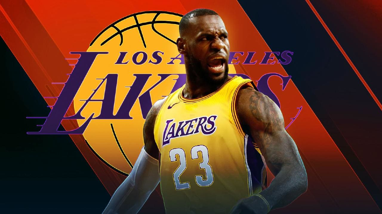 Nba Wallpapers Lebron James Lakers: Lebron Lakers Wallpapers