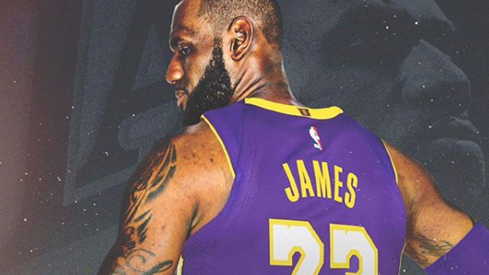 Lebron Lakers Wallpapers: Lebron Lakers Wallpapers