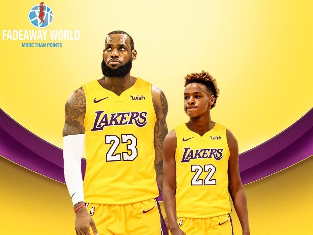 2e021f996f1 LeBron James  Dream Can Come True In Los Angeles – NBA News Rumors .