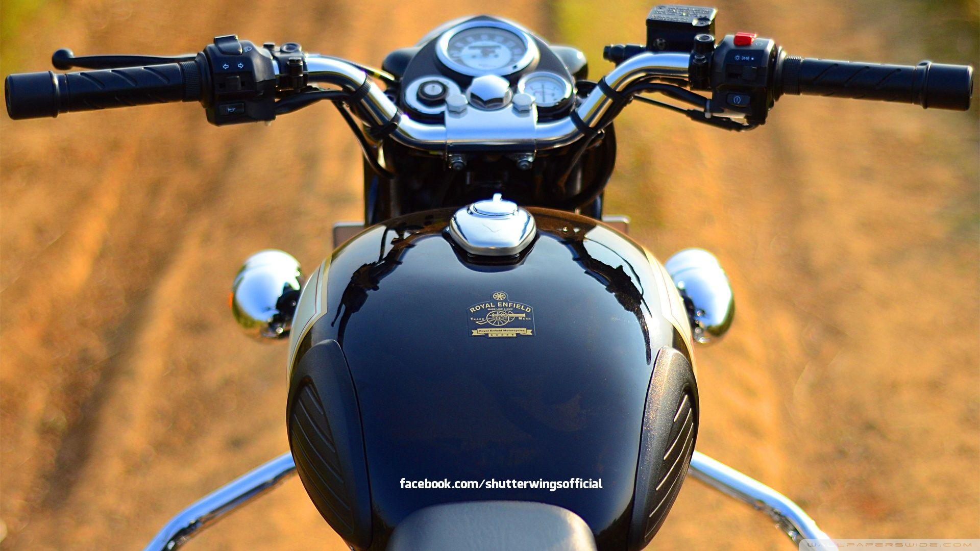 Royal Enfield Classic Wallpapers