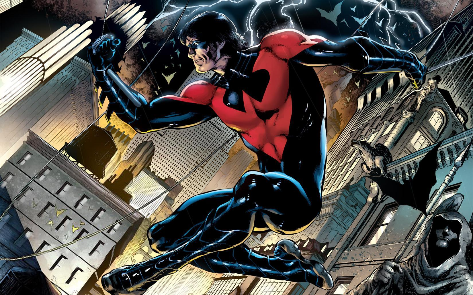 Dick Grayson HD Wallpapers 10+