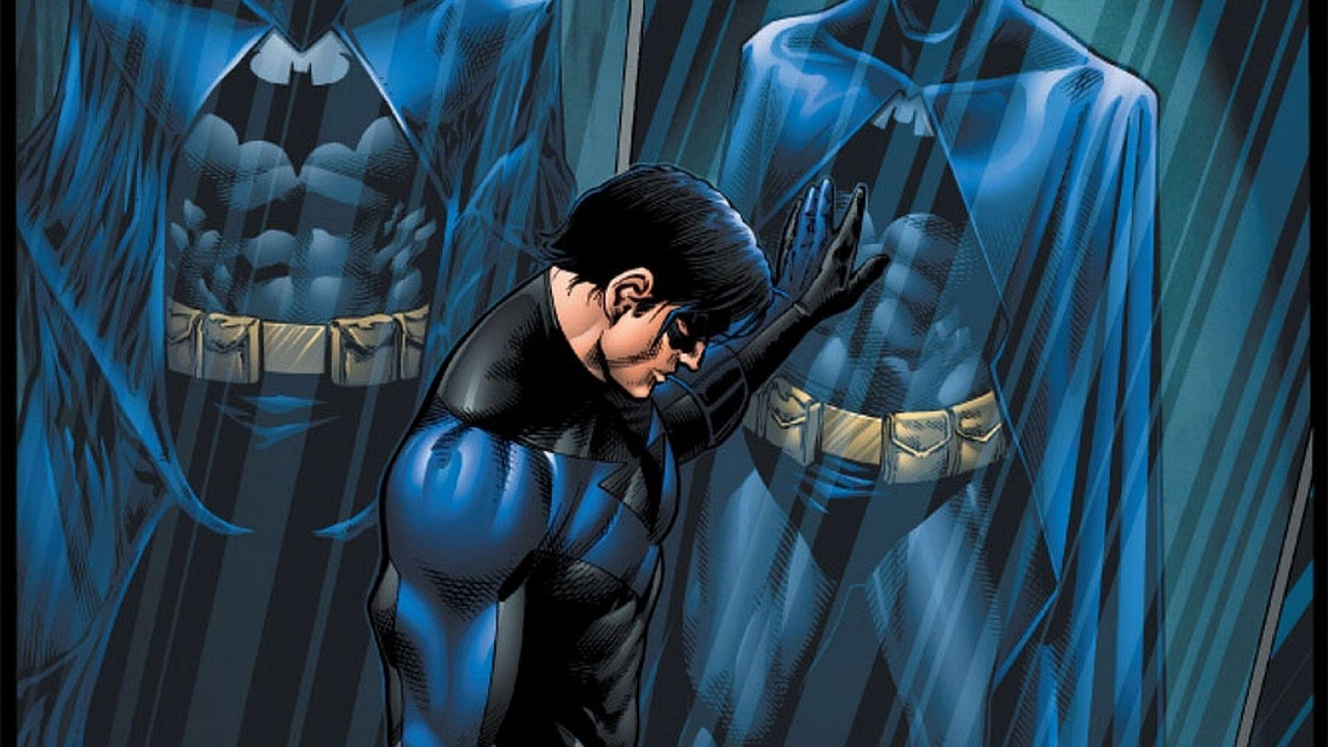 Will We See Dick Grayson In The DCCU? – Fan Fest