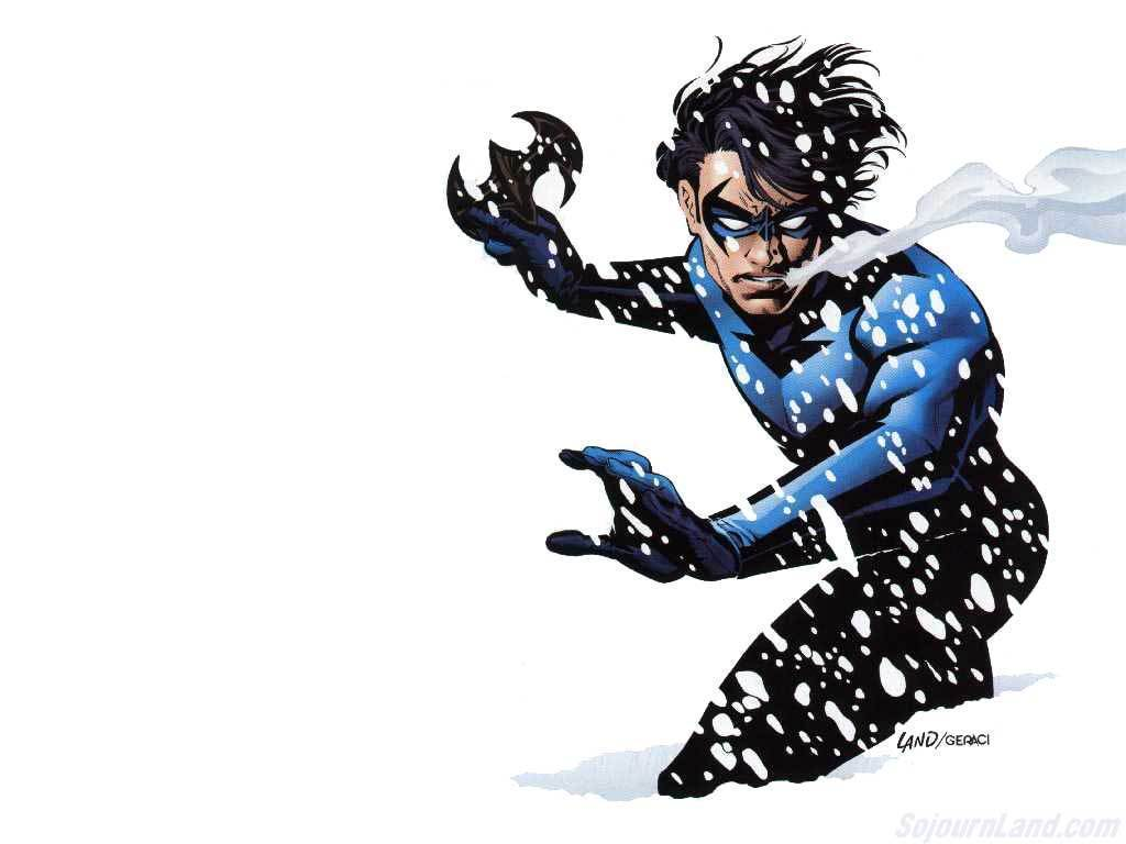 Teen Titans image Dick Grayson