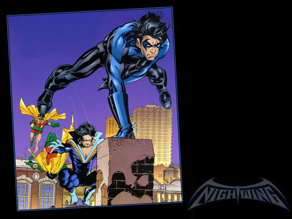 Robin/Dick Grayson/Nightwing image Nightwing wallpapers HD wallpapers