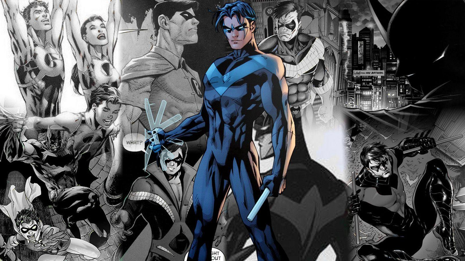 Dick Grayson screenshots, image and pictures