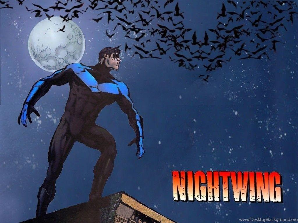 Nightwing Wallpapers Robin/Dick Grayson/Nightwing Wallpapers