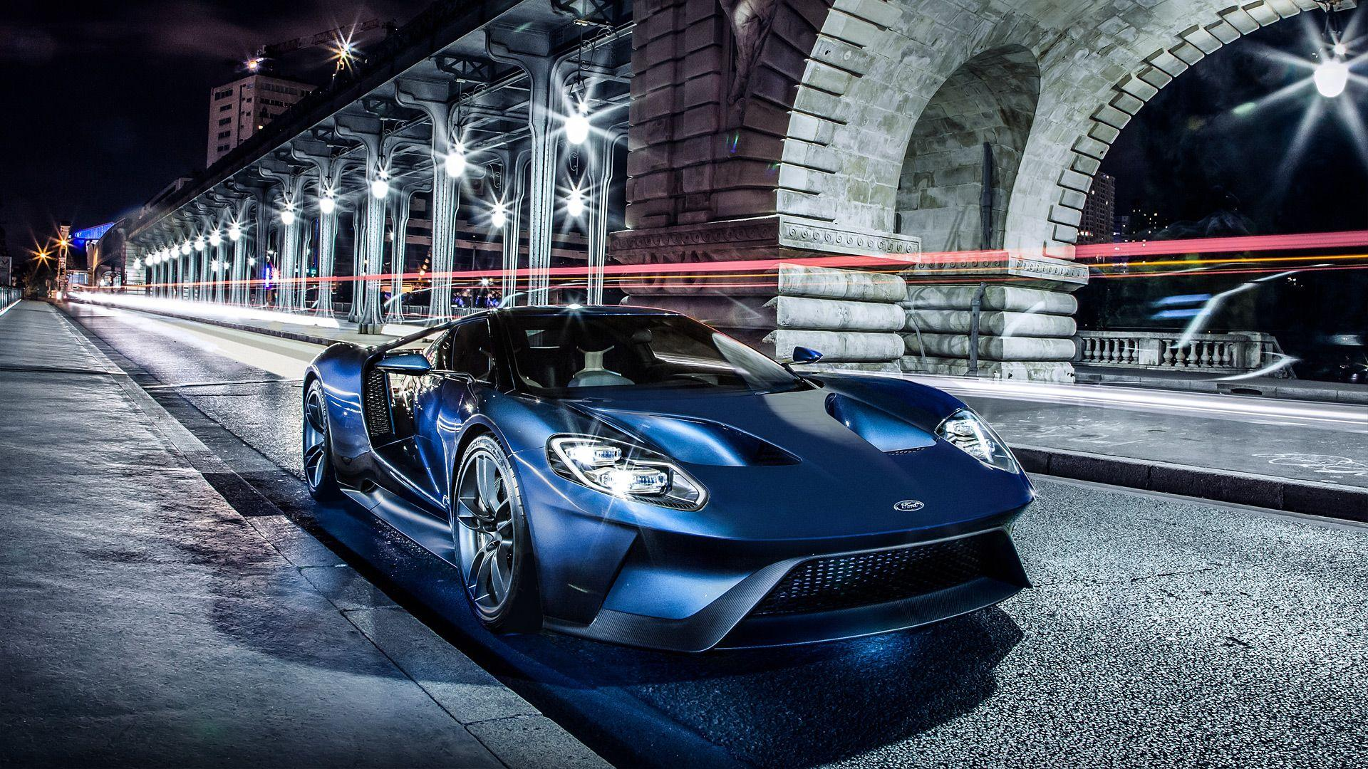Ford Gt Wallpapers Wallpaper Cave