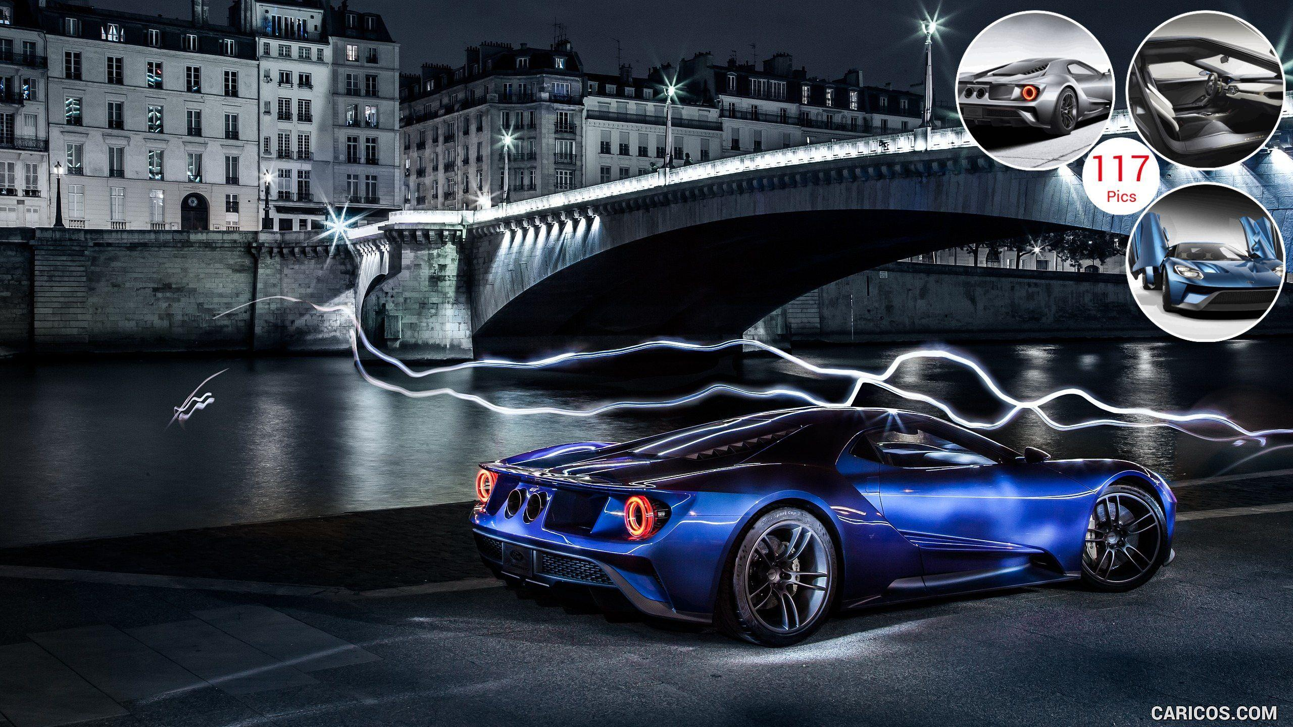 Ford Gt Wallpapers Hd Wallpaper Cave
