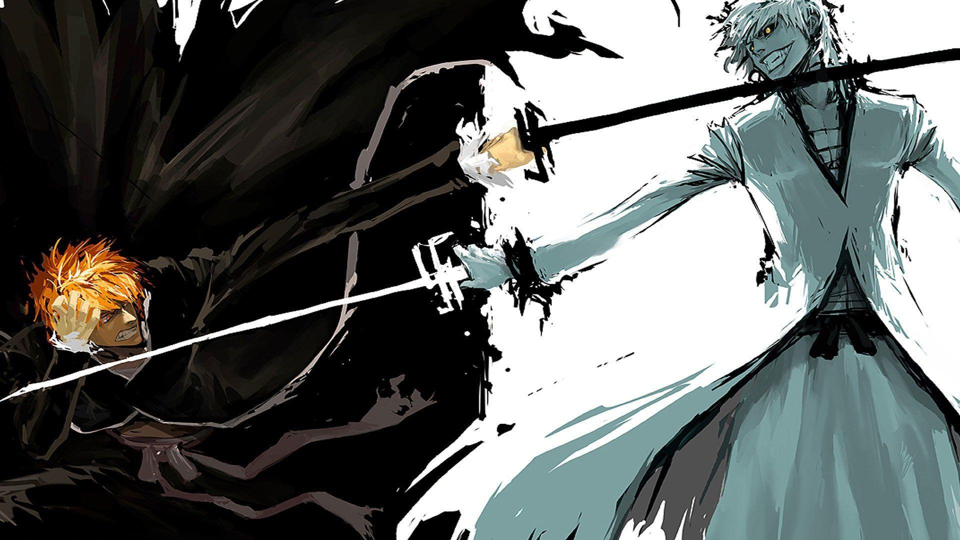 Hd Wallpapers Of Bleach For Mobiles Wallpaper Cave