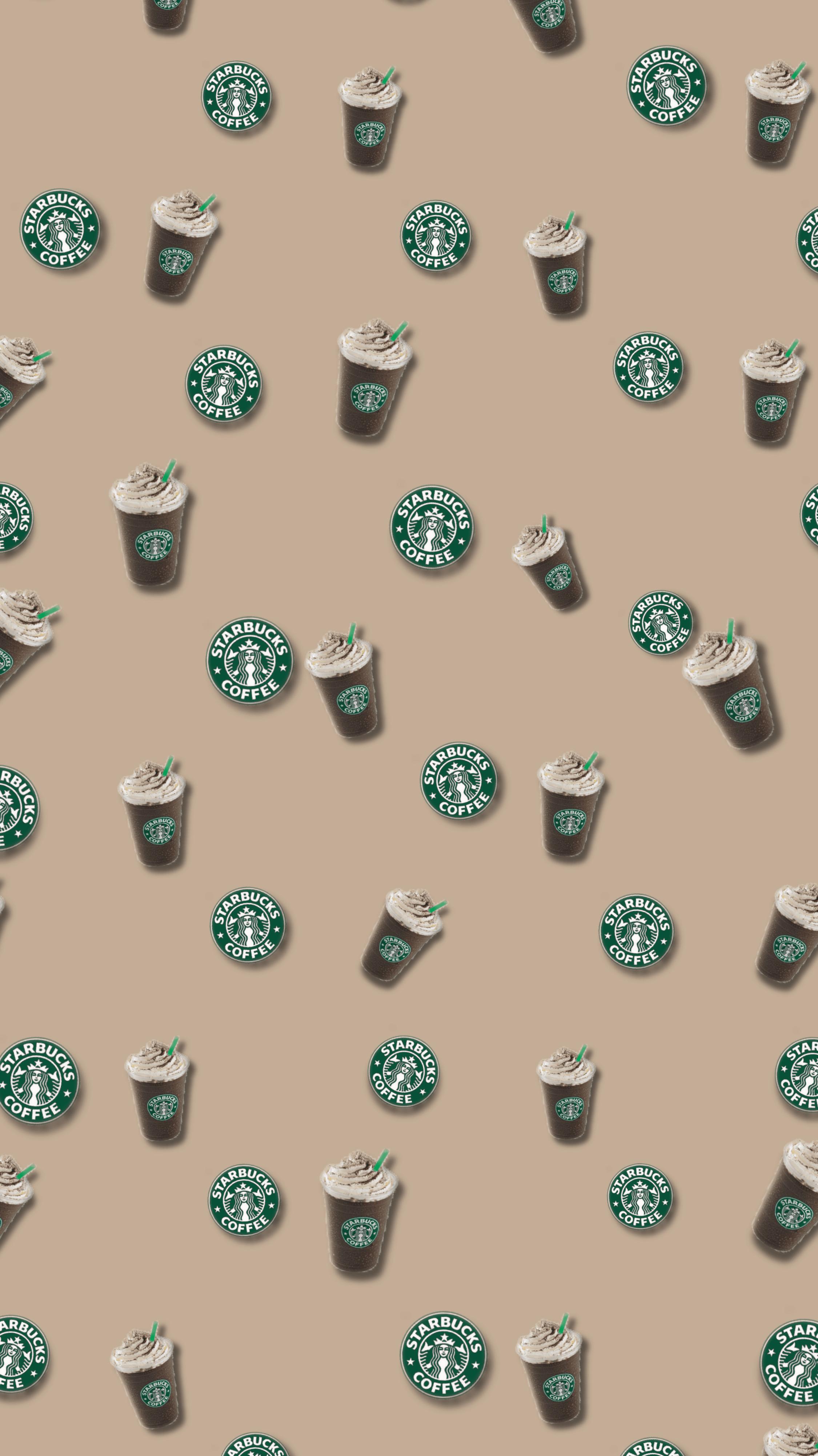 Aesthetic Starbucks Wallpapers - Wallpaper Cave