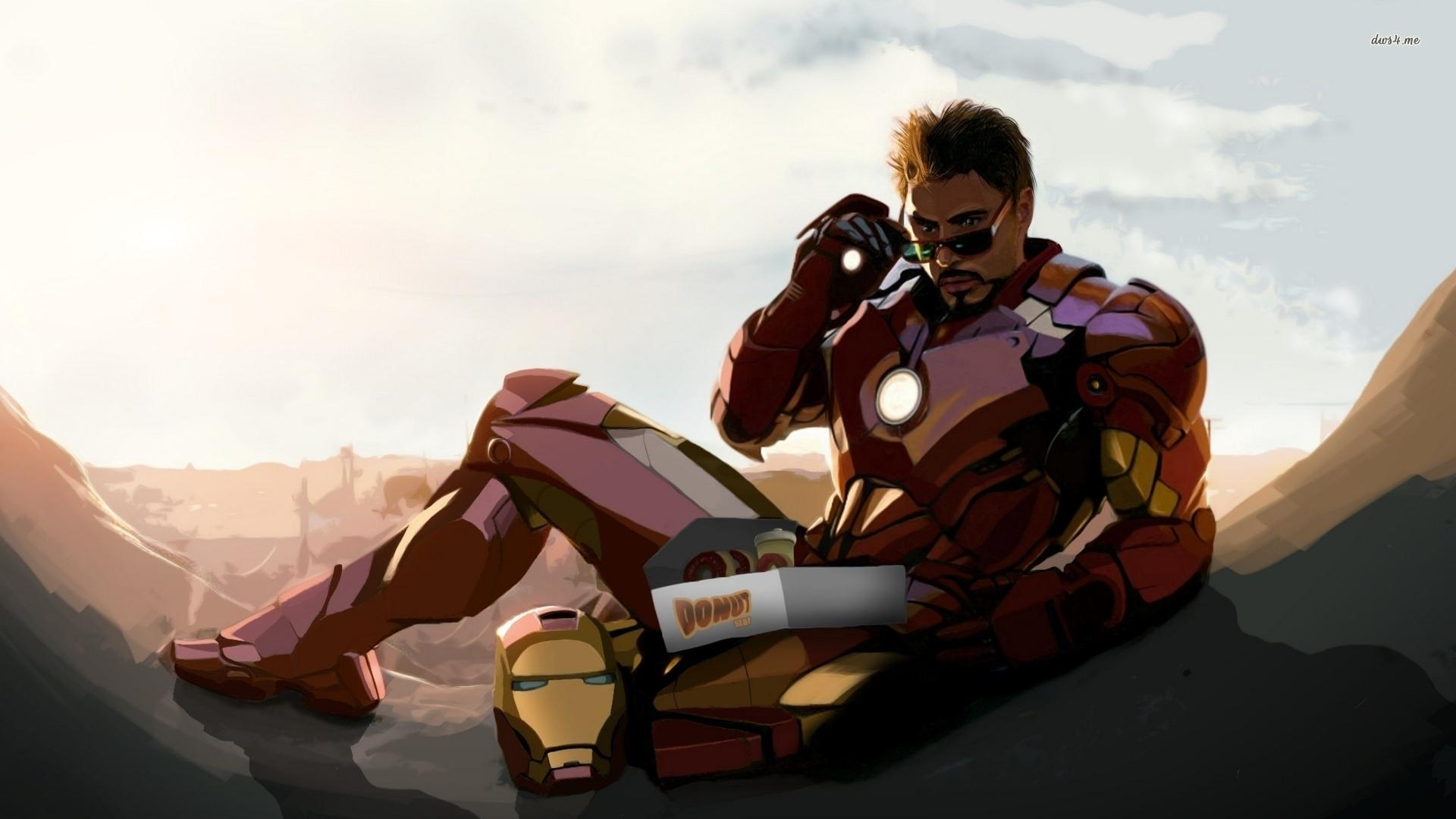 I Am Iron Man Wallpapers - Wallpaper Cave