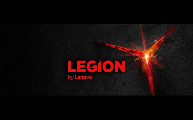 Lenovo Red Wallpaper: Lenovo Legion Logo