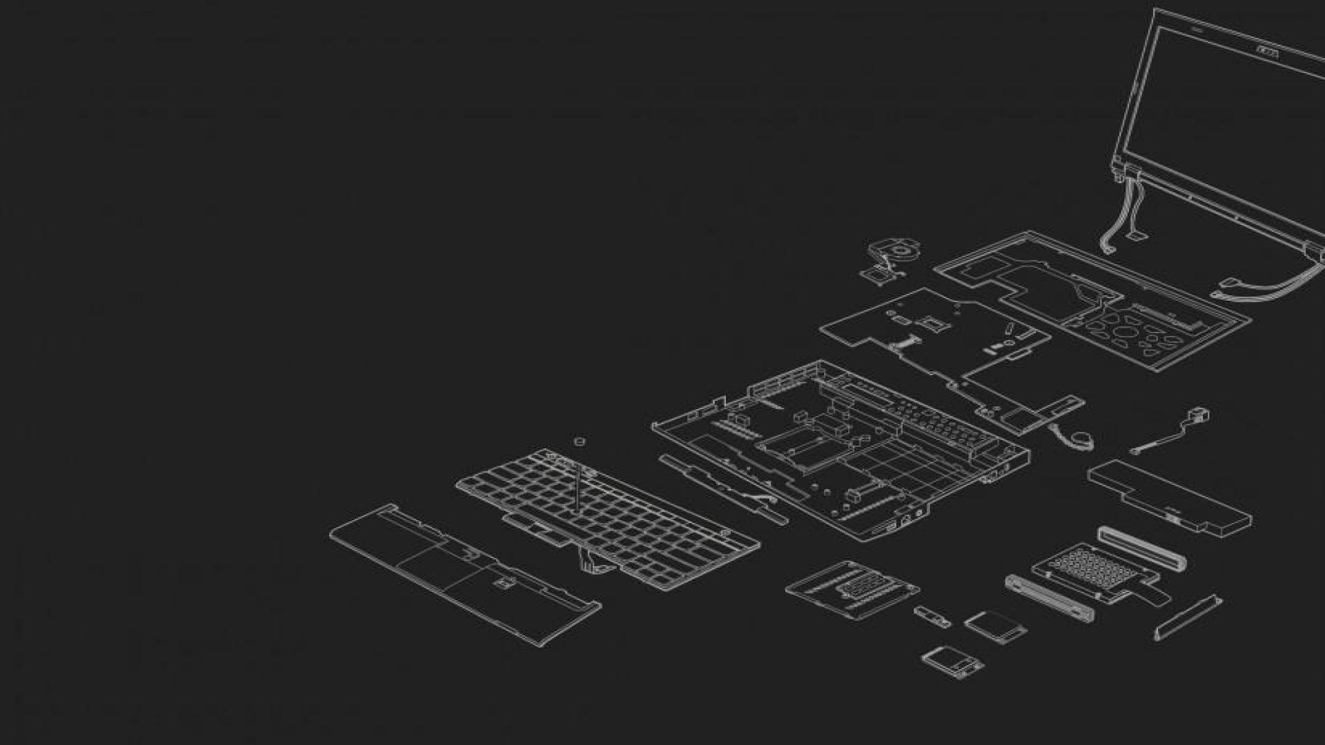 Lenovo Wallpaper 1080p (825x550 px, 0.03 Mb) | Wall2Born.com